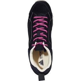 Dachstein Skywalk LC Zapatillas Mujer, black/fuchsia